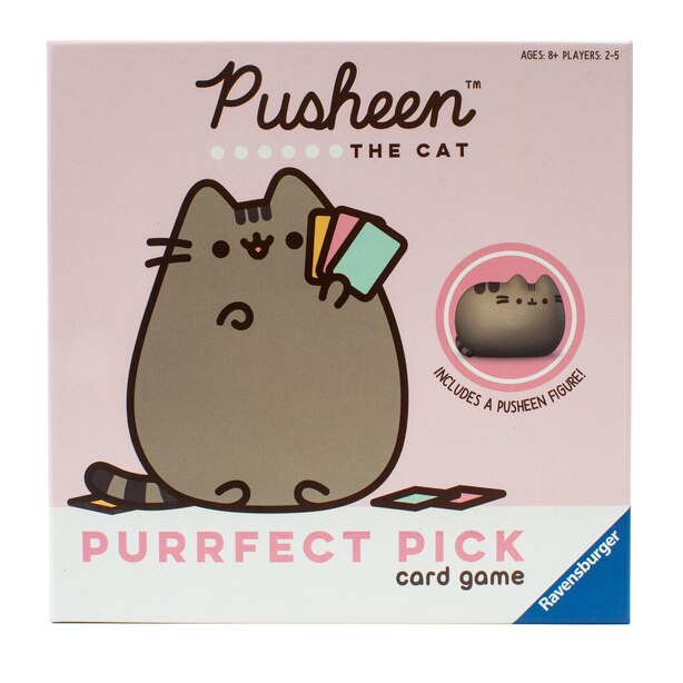 Pusheen Card Game