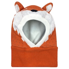 Zoocchini Winter Knit Balaclava Hat - Finley the Fox Baby 12-24 months