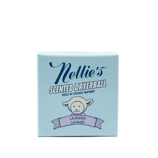 Nellie's Scented Dryer Ball Lavender
