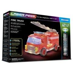 Laser Pegs 12 in 1 Fire Truck