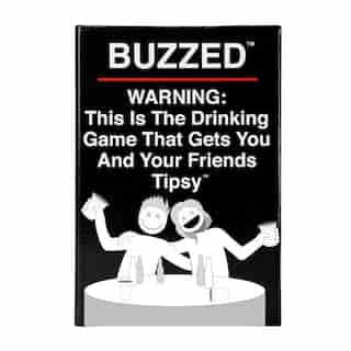 Buzzed Drinking Party Game