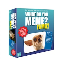 What Do You Meme? Family Edition Card Game