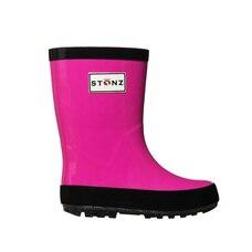 STONZ RAIN BOOTS FUCHSIA SIZE 5T