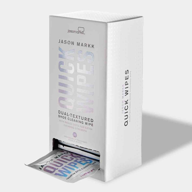 JASON MARKK SNEAKER CLEANING QUICK WIPES 30 PACK