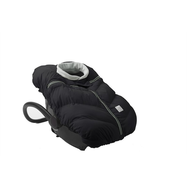 7 A.M. Enfant Car Seat Cocoon Black