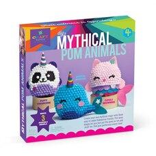 Craft-Tastic™ Mythical Pom Animals
