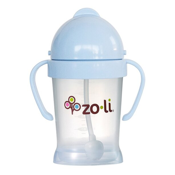 Zoli Bot Straw Sippy Cup - Mist