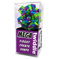 Mega Twiddle Blue/Green/Purple FIDGET TOY