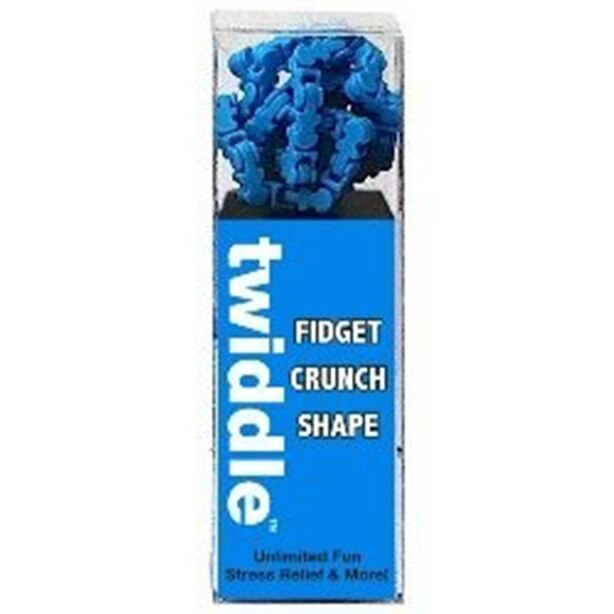 Twiddle Electric Electric Blue Fidget Toy