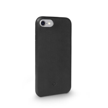 Twelve South Relaxed Leather Case for iPhone 7/6/6s - Black
