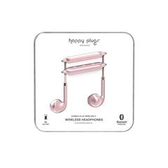 Happy Plugs Wireless II - Pink Gold