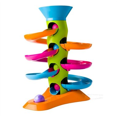 Fat Brain Toys® RollAgain Tower