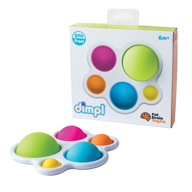 Fat Brain Toys® Sensory Toy Dimpl