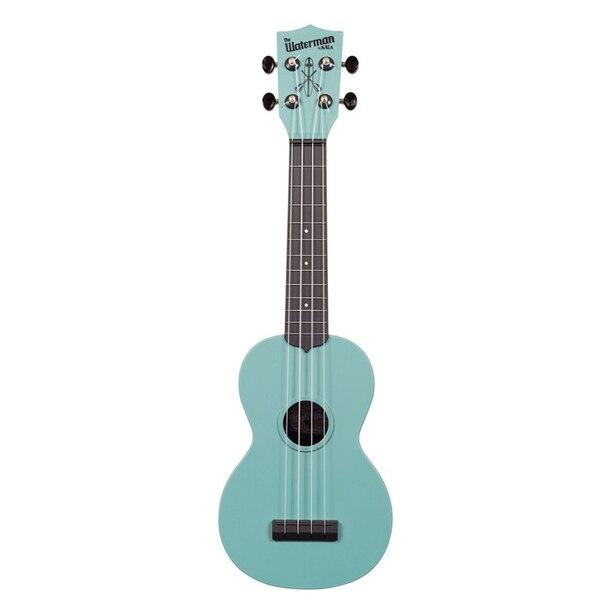 Kala Waterman Soprano Ukulele Blue
