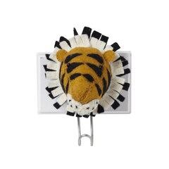 Crochet à vêtements – Tigre
