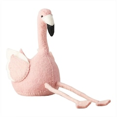 Book Stopper, Flamingo
