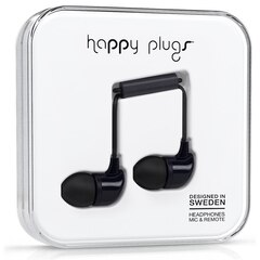 HAPPY PLUGS IN-EAR - BLACK