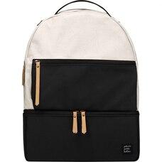 Petunia Pickle Bottom Axis Diaper Bag Backpack, Birch/Black