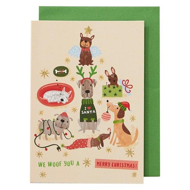 Holiday Boxed Cards Happy Howlidays
