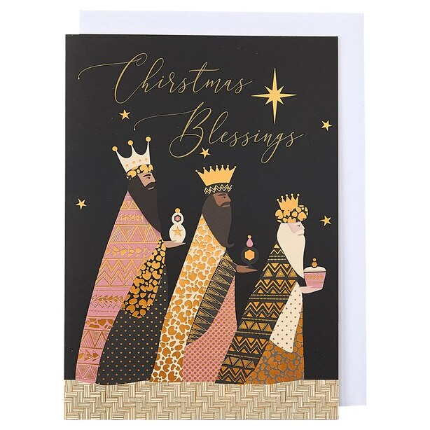 Holiday Boxed Cards Wise Men