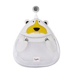 5 Sprouts® Baby Bath Item Storage Organizer Polar Bear