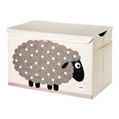 TOY CHEST, SHEEP