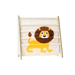 BOOK RACK, LION