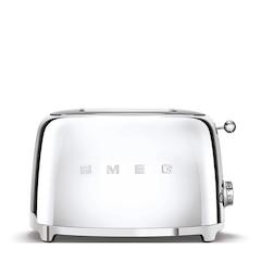 Grille-pain Smeg à 2 tranches – Chrome