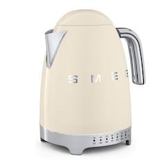 Smeg Variable Temperature Kettle – Cream