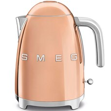 SMEG KETTLE ROSE GOLD 1.7L LIMITED EDITION