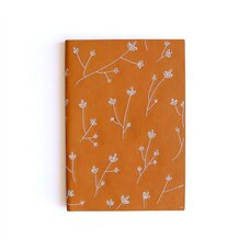 Embroidered Softcover Journal