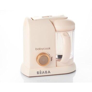 BEABA Babycook Baby Food Processor, Maccaron Collection, Rose Gold