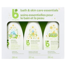 Babyganics Bath & Skin Care Essentials Kit