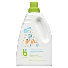 Babyganics Laundry Detergent - Fragrance Free - 1.77 L
