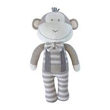 Joe Monkey Knit Toy