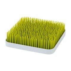 BOON GRASS Countertop Drying Rack Spring Green/White