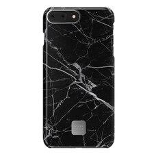 HAPPY PLUGS SLIM CASE FOR IPHONE 8 PLUS BLACK MARBLE