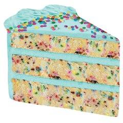 Confetti Cake Vanilla Scented Microbead Pillow