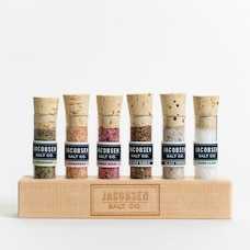 JACOBSEN SALT CO. INFUSED SALT GIFT SET