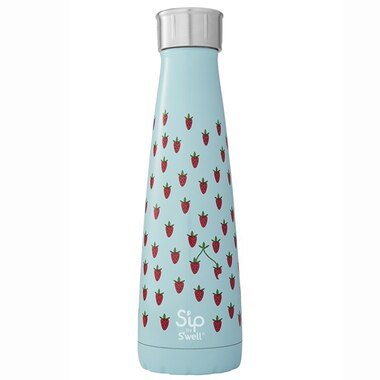 S'IP BY S'WELL VERY BERRY WATER BOTTLE - 15 OZ