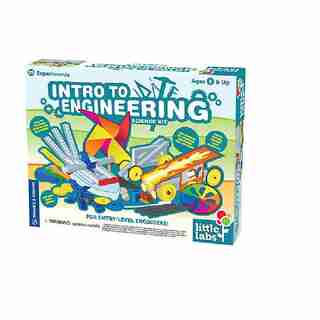Thames & Kosmos Intro to Engineering Kit