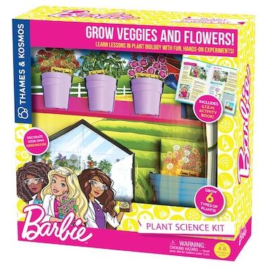 Barbie Plant Science Kit