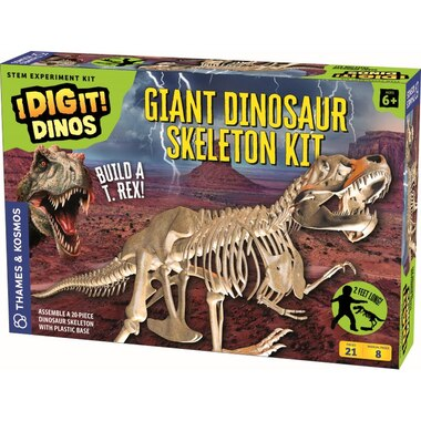Thames & Kosmos Giant Dinosaur Skeleton Kit