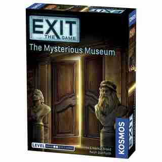 Exit: Mysterious Museum The Game
