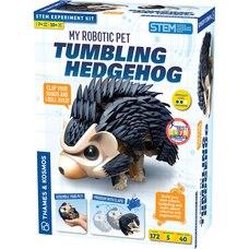 Thames & Kosmos My Robotic Pet - Tumbling Hedgehog (Science Experiment Kit)