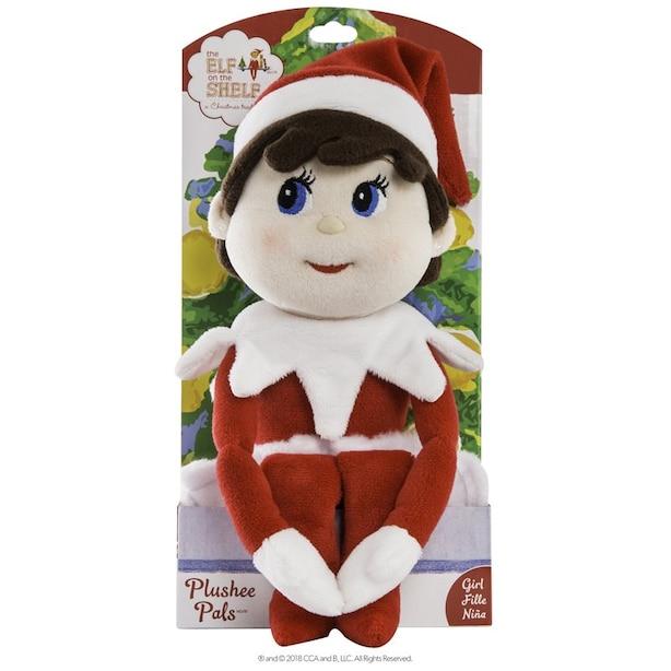 Elf on the Shelf® PLUSHEE PALS® Girl