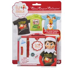 ELF ON THE SHELF CLAUS COUTURE COLLECTION - GRAPHIC TEE MULTIPACK
