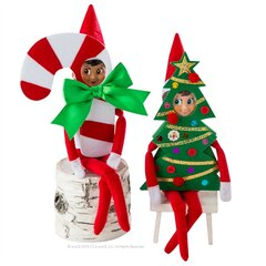 The Elf On The Shelf - Clause Couture - Haha Holiday Costumes Bilingual