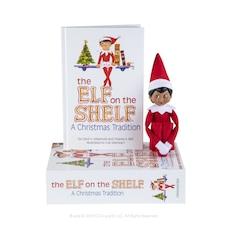 The Elf On The Shelf - Girl Dark