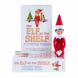 The Elf On The Shelf - Boy Light